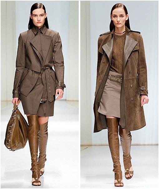 модные тенденции весны