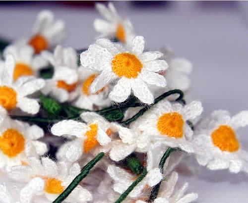 Вязание крючком вязанные цветы розы