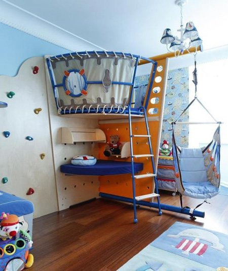 интерьер детской комнаты для мальчика Card From User