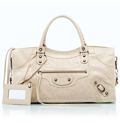 Вalenciaga, бежевая сумка, модная сумка