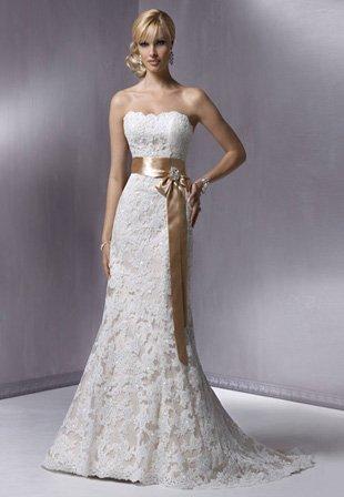 Свадебные кружевные платья, кружево