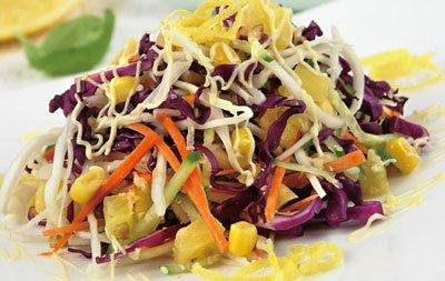 Белокочанная капуста, салат из белокочанной капусты