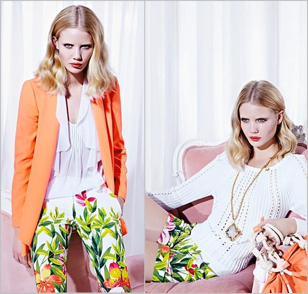 летняя мода, модные летние платья, летние сумки, летняя обувь, летние аксессуары